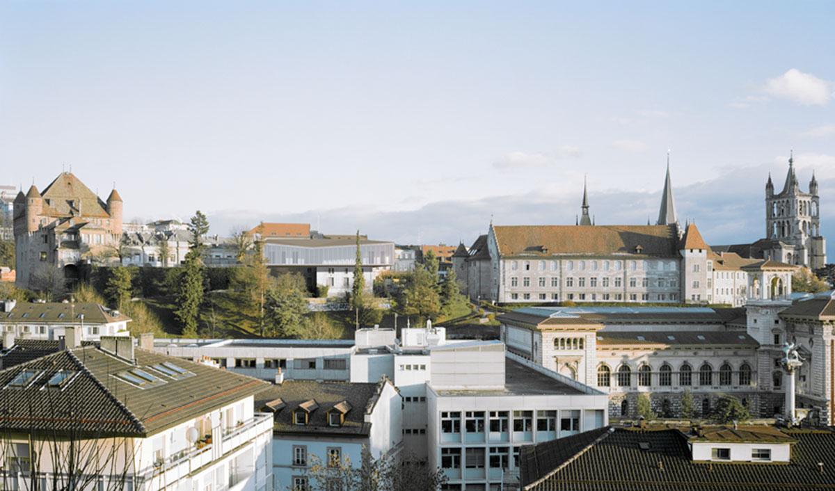 parlement-cantonal-facade-cite-par-lausanne
